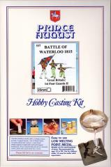Hobby Casting Kit - Great Britain 1st Foot Guards #2