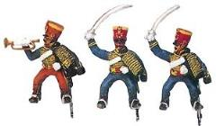 10th Hussars Moulds