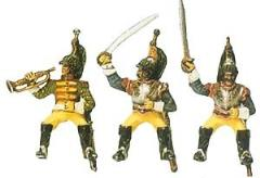 Cuirassiers Moulds