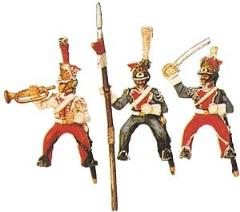 Polish Lancers Moulds