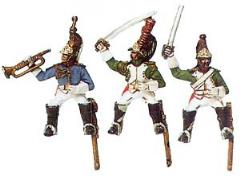 Empress Dragoons Moulds