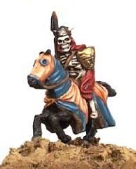 Skeleton Rider & Horse Moulds