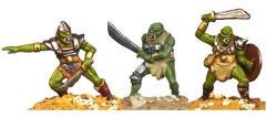 Battle Orc Moulds