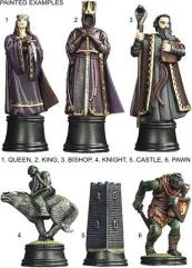 Fantasy Moulds - Servants of the Shadow's Side
