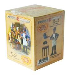At Ease #1 - Figurines & Assessories Moulds