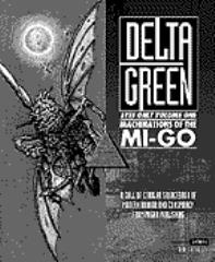 Delta Green - Eyes Only #1, Machinations of the Mi-Go