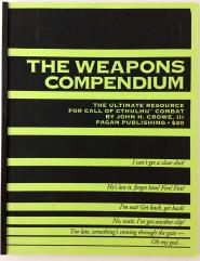 Weapons Compendium, The