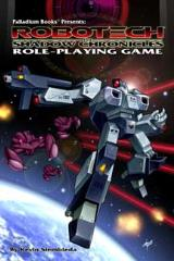 Robotech - The Shadow Chronicles RPG (Manga Size)