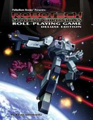Robotech - The Shadow Chronicles RPG (Deluxe Edition)