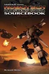 Masters Saga Sourcebook, The (Manga Size)