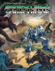 Robotech - The Genesis Pits Sourcebook