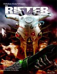 "#29 ""Palladium Fantasy - War Magic, After the Bomb - New Mutants"""