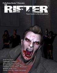 "#49 ""Palladium Fantasy - Regomancy, Heroes Unlimited - Stage Magic, Nightbane - Vampires"""