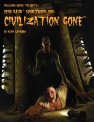Sourcebook #1 - Civilization Gone