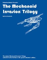 Collected Mechanoid Invasion Trilogy, The (2020 Printing)