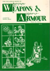 Weapons & Armour (Deluxe 4th Edition, 1st Printing)