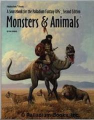 Monsters & Animals (2nd Edition)