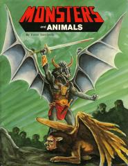 Monsters & Animals (1st Edition, 1st Printing)