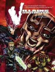 Villains Unlimited (2nd Edition)