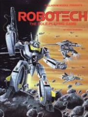 Robotech - The Shadow Chronicles RPG