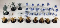 Robotech RPG Tactics w/Painted Figures