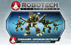 UEDF - Tomahawk/Defender Destroids