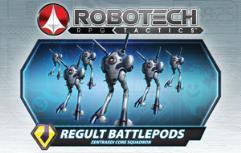 Zentraedi - Regult Battlepods
