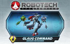Zentraedi - Glaug Command Pack