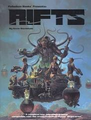 Rifts - Regular Edition