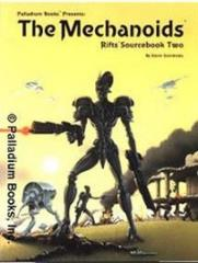 Sourcebook #2 - The Mechanoids