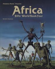 Africa (1st Printing)