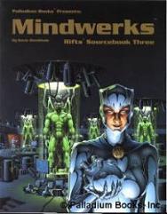 Sourcebook #3 - Mindwerks