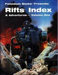 Rifts Index & Adventures #1