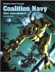 Sourcebook #4 - Coalition Navy