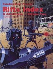 Rifts Index & Adventures #2