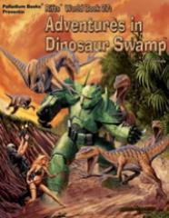 Adventures in Dinosaur Swamp