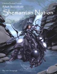 Sourcebook #5 - Shemarrian Nation