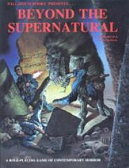 Beyond the Supernatural (1st Edition)