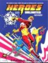 Heroes Unlimited (1st Edition, Revised)