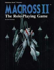 Macross II - The Role-Playing Game