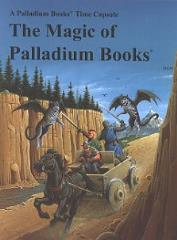 Magic of Palladium Books - The Collected MOPs