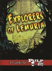 Explorers of Lemuria - Companion Deck