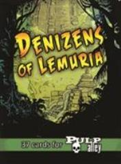 Denizens of Lemuria - Companion Deck