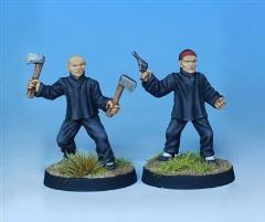 Fangs Hatchetmen #2