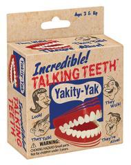 Yakity-Yak Talking Teeth