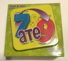 7 Ate 9