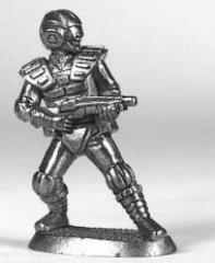 Shocktrooper w/Auto Rifle