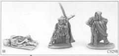 Half-Orc Thief (3 Poses)