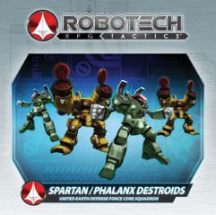 UEDF - Spartan/Phalanx Pack