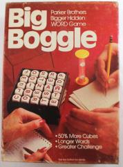 Big Boggle (1979 Edition)